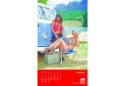 Sensuale Sudafrica: ecco il calendario febi 2015