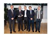 La divisione Braking di Federal-Mogul Motorparts riceve un riconoscimento per la qualità da parte di Volvo Cars