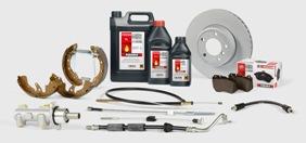 Ferodo presenta il nuovo catalogo per la gamma frenante idraulica