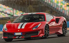 Ferrari 488 Pista Sportiva dell'anno