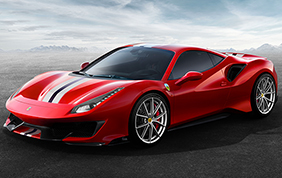 Ferrari 488 Pista: 720 cavalli per oltre 340 km/h
