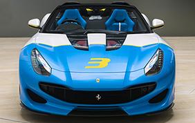 Roadster e V12: è la Ferrari SP3JC