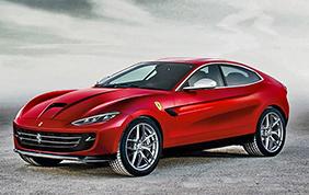 Il SUV Ferrari pronto per il 2019