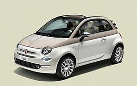 Fiat presenta la 500 60esimo compleanno al Motor Show di Bologna