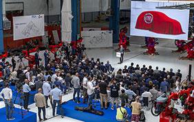 Fiat 500 Elettrica: da Mirafiori parte la rivoluzione
