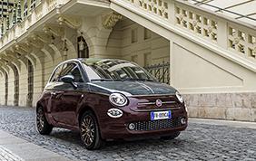 Fiat 500 Collezione: la city car alla moda!