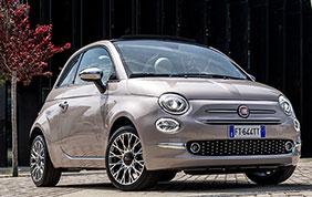 Tre milioni di vendite per la famiglia della Fiat 500