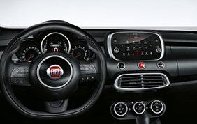 Novità estetiche e tecnologiche per la Fiat 500X Model Year 2018