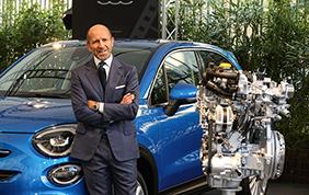 Fiat presenta i nuovi motori FireFly
