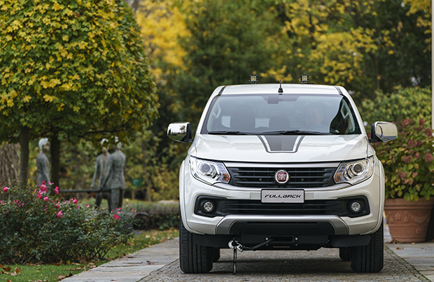Accessori Mopar per Fiat Fullback Cross