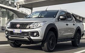 Fiat Fullback Cross: aggressivo e versatile