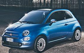 Fiat 500 Mirror: massima connettività!