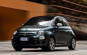 Nuova gamma Fiat 500