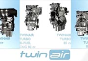 FIAT: Nuovo Motore Twin Air