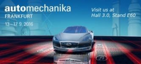 Automechanika Francoforte 2016