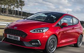 Ford Fiesta ST: tre cilindri per 200 cavalli di potenza massima!
