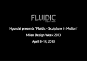 Fludic - Sculpture in Motion