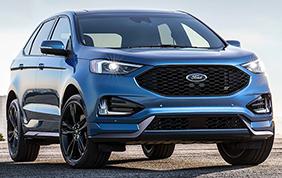 Ford Edge ST: un SUV da V6