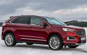 Ford intelligent all-wheel drive
