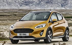 Ford Fiesta Active: anima da off-road!