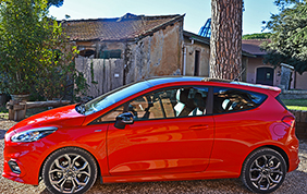 Nuova Ford Fiesta: quattro differenti anime