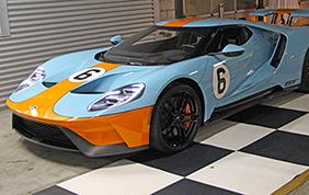 Consegnata la prima Ford GT