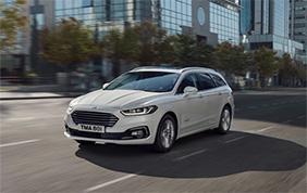 Ford Mondeo Hybrid: per la prima volta anche wagon