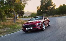 La Ford Mustang è la sportiva più venduta al mondo