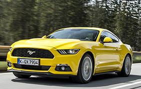 Per la Ford Mustang oltre mezzo secolo di record!