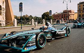 Nel 2018 la Formula E sbarcherà a Roma
