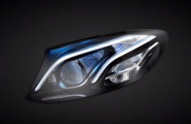 Da Hella il proiettore multibeam per la nuova  Mercedes Classe E