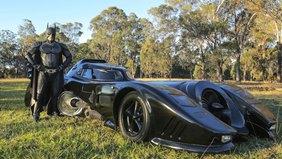 Un mito, una leggenda! La Batmobile raccontata in una infografica