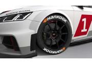 Hankook è fornitore esclusivo di pneumatici per la nuova Audi Sport TT Cup