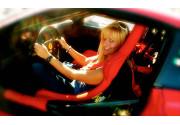 In pista con Silvia Terraneo, professione: tester drive