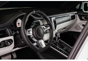 Techart veste gli interni della Porsche Macan
