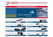 Spheros sceglie Amadio come distributore ufficiale in Italia