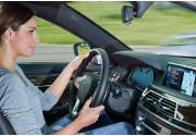 Nuance Dragon Drive su BMW Serie 7