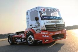 Meyle continua la partnership tecnica con il Motorsport per truck