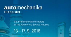 Si presenta Automechanika Francoforte
