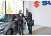 Swift Sport Toro Edition e Web Race: l'anima sportiva di Suzuki