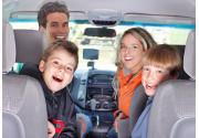 Come chiudere le portiere posteriori dell'auto quando ci sono bimbi a bordo?