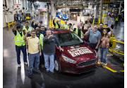 Ford celebra la produzione del 5milionesimo motore EcoBoost