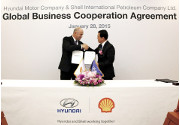 Hyundai raccomanda Shell come fornitore di oli motore aftermarket