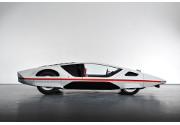 La Modulo di Pininfarina ad Atlanta tra le auto da sogno