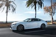 Lexus presenta la nuova RC Hybrid