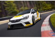 Opel Astra TCR: nuova versione turismo per le competizioni