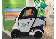 A Ecomondo arriva la flotta di veicoli per il trasporto rifiuti più green d'Italia