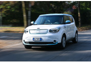 Kia Soul ECO-Electric e Comune di Rapallo