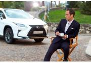 "Jude Law e Lexus insieme per vivere ""The Life RX"""