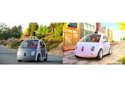 Google lavora all'auto che si guida da sola